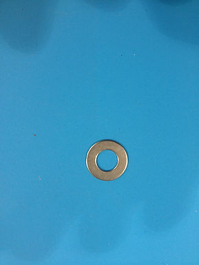 Caddy Wheel Nylon Washer