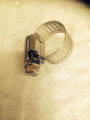 Floating Cable Hose Clamp 316 Stainless Steel