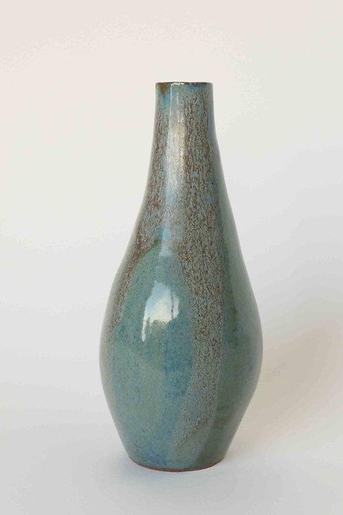 Vase grün/blau