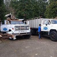 Portland hauling service trucks