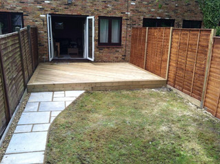 Small Decking