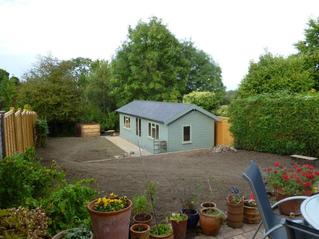 Garden-Office Build