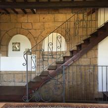 Renovated stairway