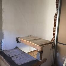 Interior before 8