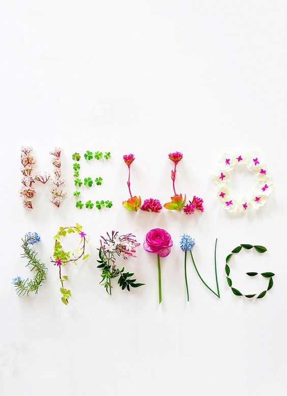 Put Spring in your step