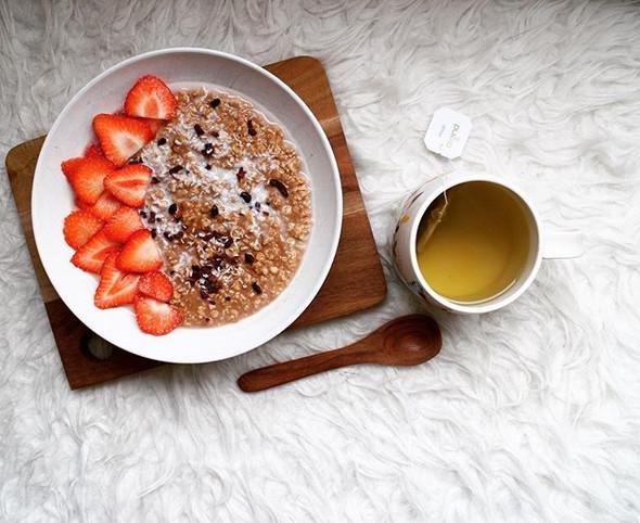 Perfect Comforting Morning Porridge