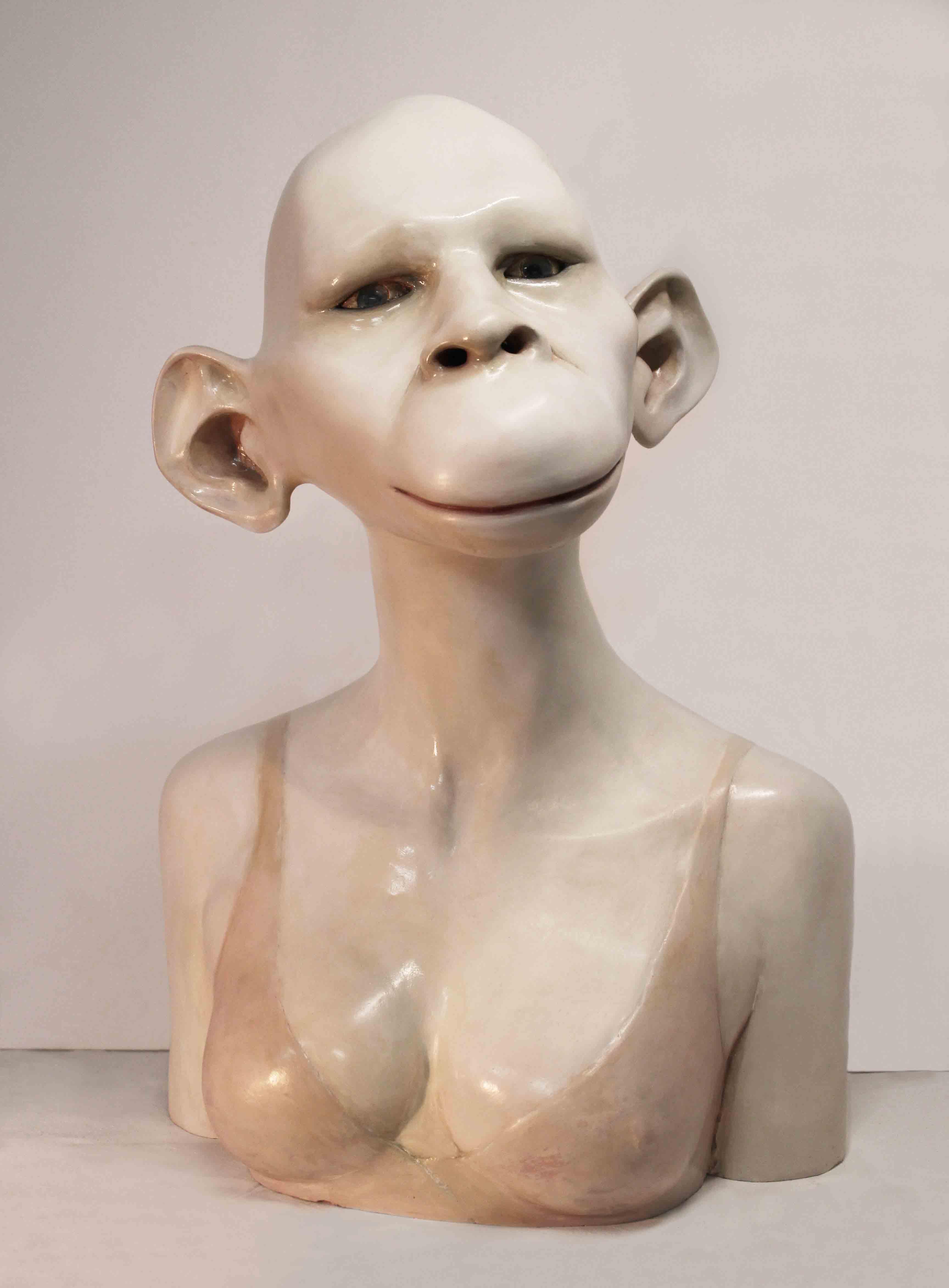 Monkey Woman
