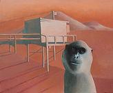 Morning Langur - 60 x 70 Cm.JPG