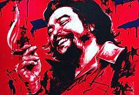 Che Guevara par Victor Kiritsa