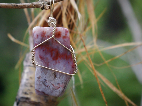 Agate Crystal for protection and luck by wicked stones in canada