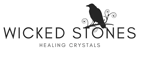 Wicked Stones.  Healing crystals and Jewelry. Hand made in Canada.