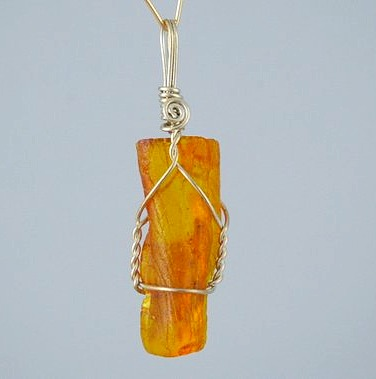 Natural Amber Jewelry