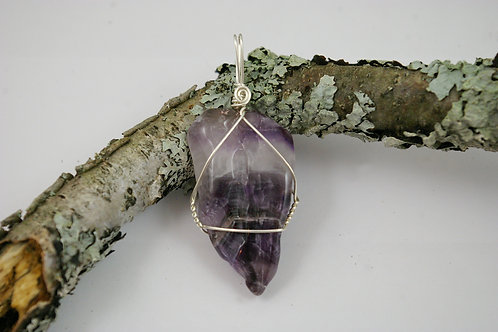 Amethyst Amazon Crystal