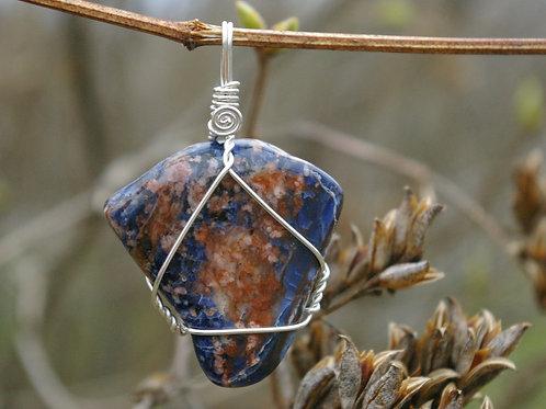 Ontario Sodalite Crystal Jewelry Wicked Stones Canada