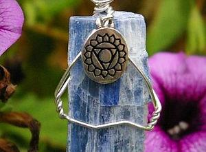 Healing Chakra Crystal Jewlery handmade in Canada