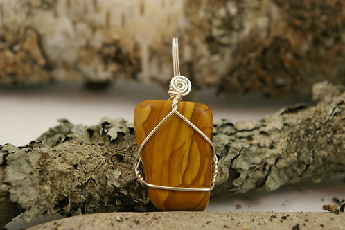Picture Jasper Crystal for Harmony