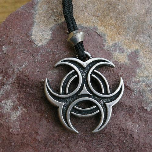 Triple Goddess symbol excelsior pewter canada
