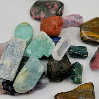 Mystery Crystal Set 7 Gems