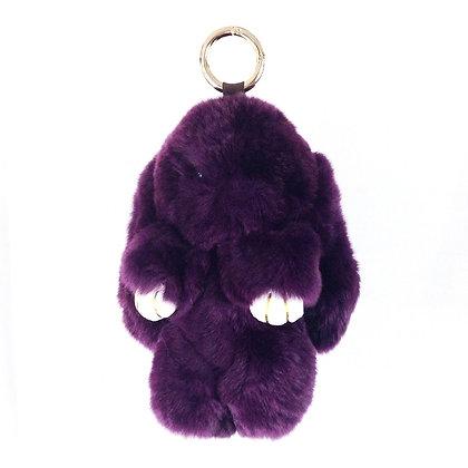 "Lapin Bijou de Sac - Violet ""Prince Purple"""