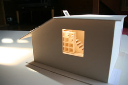 Architect model - ideengarten
