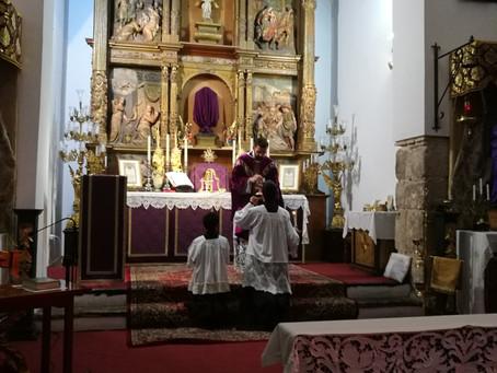Misa de Martes Santo en Toledo