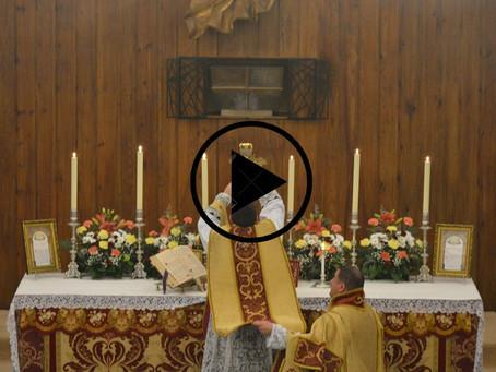 Video del primer encuentro de familias Vayamos Jubilosos