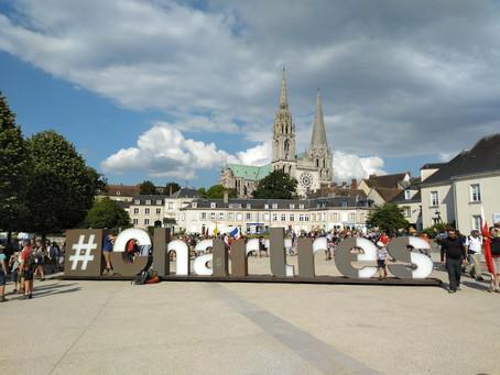 Álbum de fotos de la Peregrinación de Tradición a Chartres