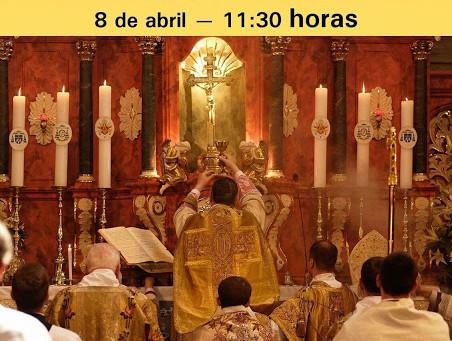 Misa Pontifical en Almería
