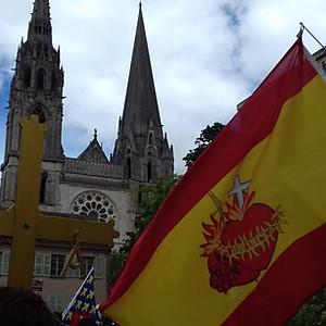 Peregrinación París Chartres 2019