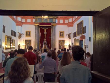 Horario de Misas durante el mes de agosto en Sevilla