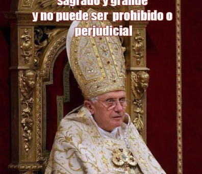 Motu Proprio del Papa Francisco Traditionis Custodes