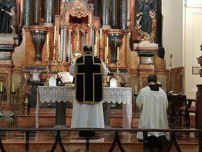 Horarios de Misa Tradicional en Málaga y en Huelva