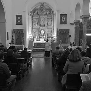 Triduo Pascual en Toledo