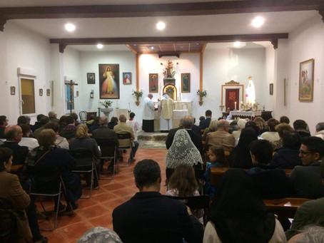Misa Tradicional en Huelva