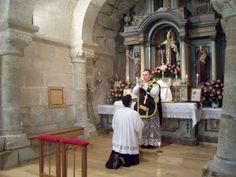Misa Tradicional en Santa Cruz de Mondoy