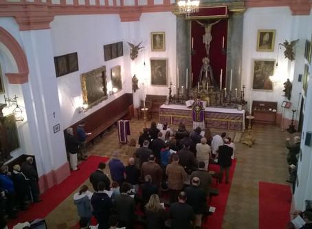 Misas en Sevilla durante el mes de Agosto