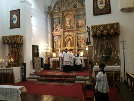 Conmemoración del Padre Pío del mes de Abril.