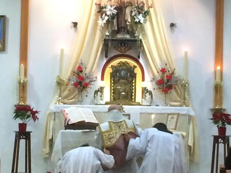 Misa tradicional Una Voce Huelva