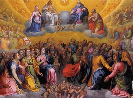Celebraciones de Todos los Santos y Fieles Difuntos
