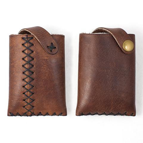 Full-Grain Leather Wallet
