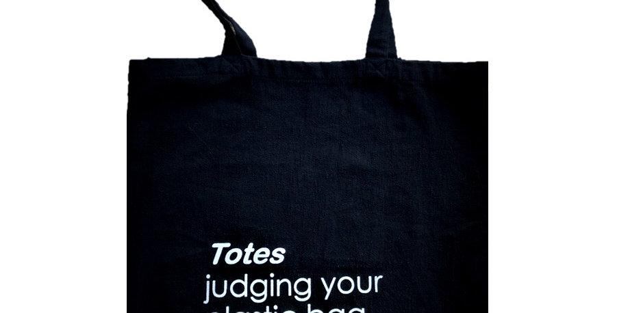 """Judging"" Tote"