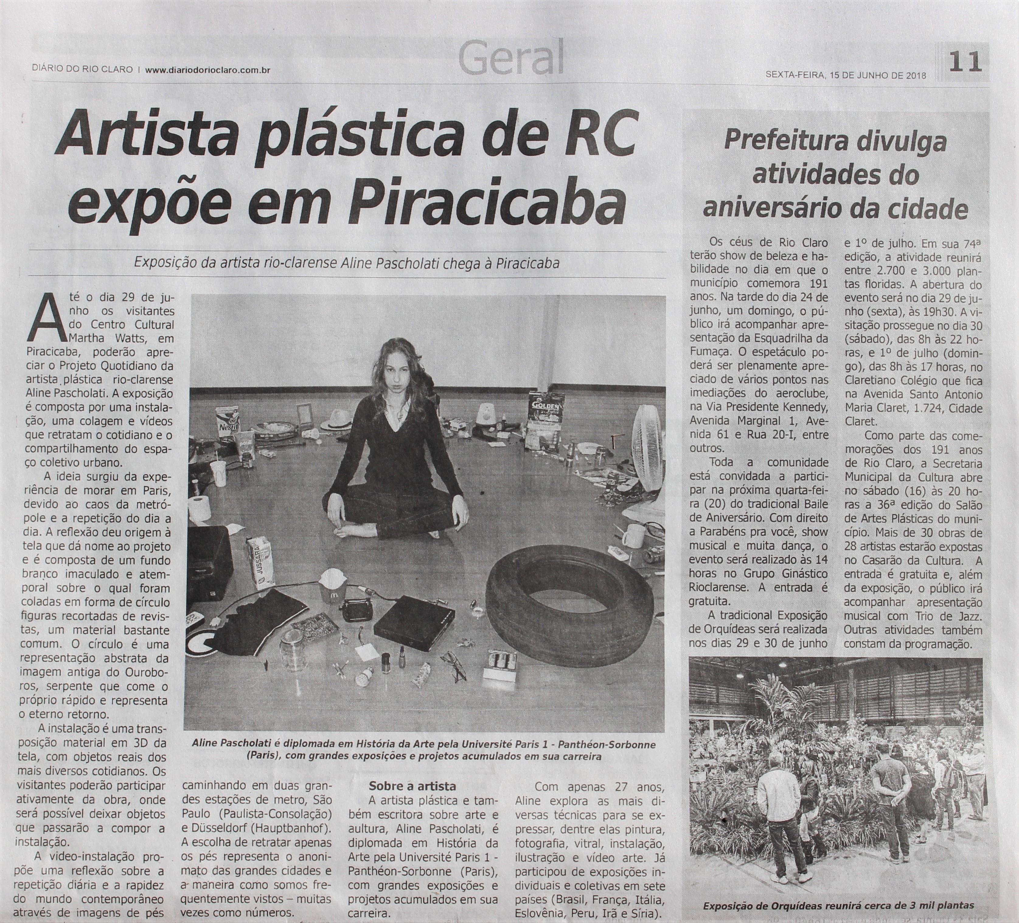 Diário do Rio Claro