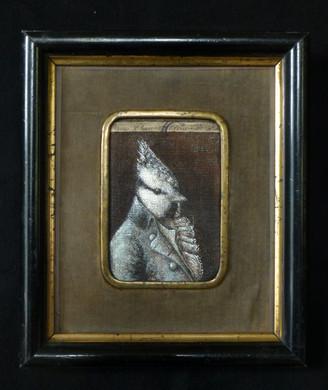 27- Siméon Grain d'Orge   17,5 x 20,5 cm