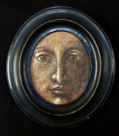 16. Lune vague 20 x 23 cm