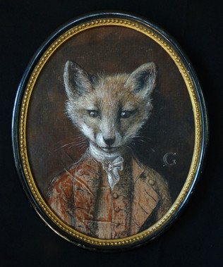 34- Bernard de Chassy-Poulet   36 x 44 cm