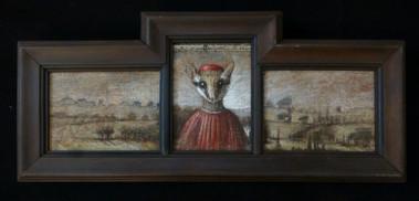 33- Cosimo Montefalco  39 x 17 cm