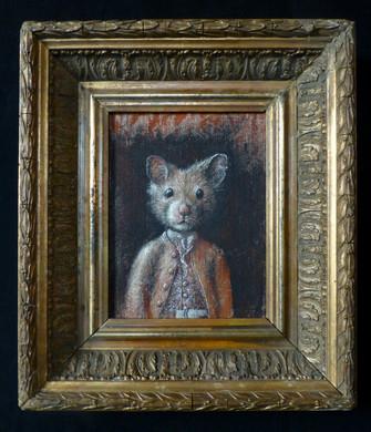 35. Gilbert Norpois   27,5 x 31,5 cm