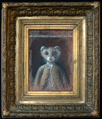 22. Vicomte de Sureau 33,5 x 39,5 cm