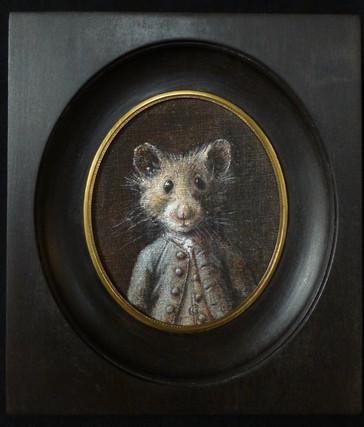 2. Augustin Mélinet  18 x 20 cm