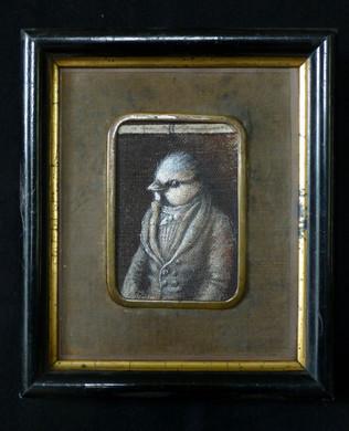 29- Justin Grain d'Orge   17,5 x 20,5 cm